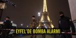 Eyfel Kulesinde terör alarmı