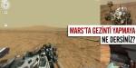 Marsı bilgisayardan gezmek isteyenlere...