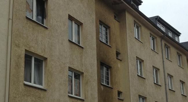 Almanyada yangın: 2 kişi öldü