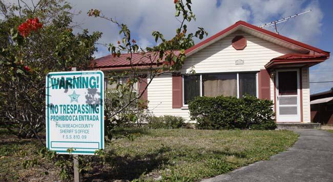 Evlerin boşaltılmasının nedeni bankalar