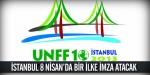 İstanbul bir ilke imza atacak
