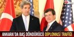 Ankarada baş döndürücü diplomasi trafiği