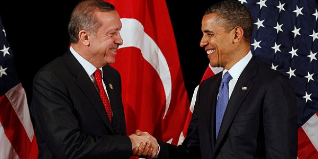 """Beyaz Saraydan """"Erdoğan ziyareti"""" açıklaması"""