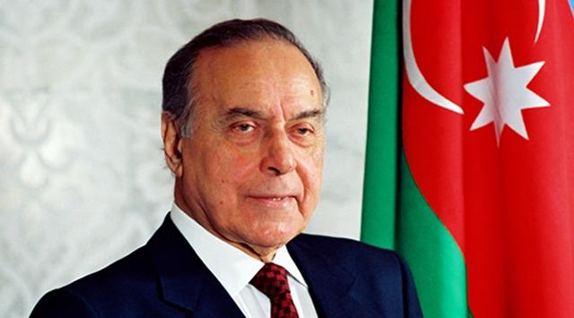Haydar Aliyev İstanbulda anıldı
