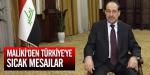 Malikiden Türkiyeye sıcak mesajlar