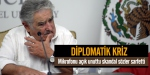 Açık mikrofondan diplomatik kriz çıktı!