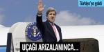 Davutoğlu,Kerry ile görüştü