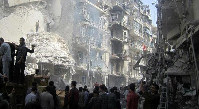 Suriyede 93 kişi öldü