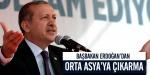 Başbakanın Orta Asya turu başlıyor