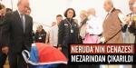 Nerudanın cenazesi mezarından çıkarıldı