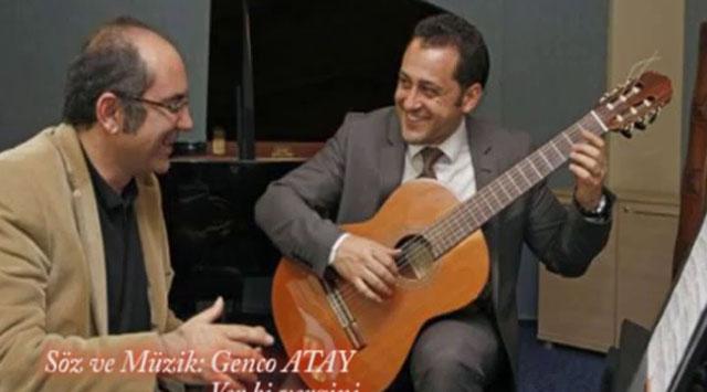 Hem müzisyen hem vergi uzmanı...