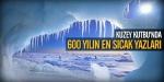 Kuzey Kutbunda 600 yılın en sıcak yazları