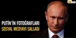 Putinin fotoğrafları sosyal medyayı salladı