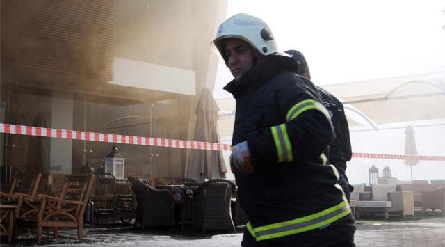 İstanbulda yangın: 1 kişi öldü