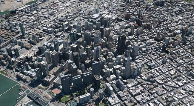 Google Earthe rakip geliyor