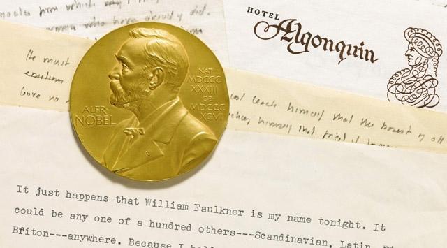 Nobel madalyası servet etti