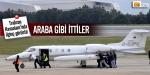 Trabzon Havaalanında ilginç görüntü