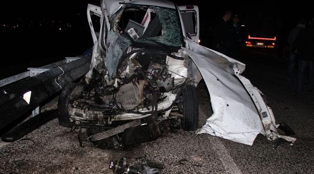 Yurt geneli kazalar: 13 ölü, 34 yaralı