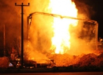 Kastamonuda doğalgaz yangını: 2 ağır yaralı