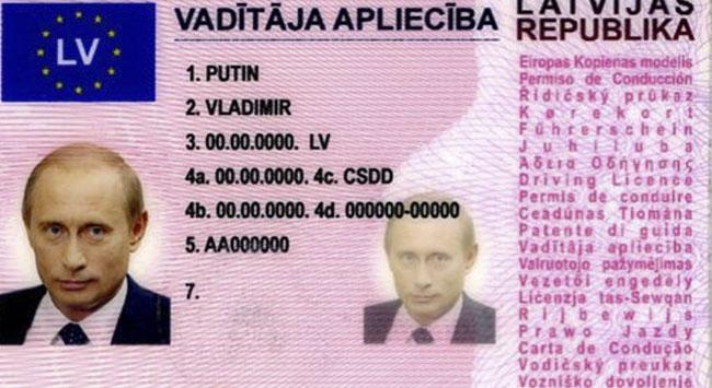 Putin Almanyada yakalandı!