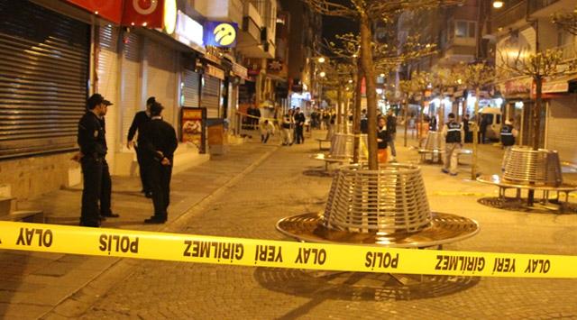 İstanbulda silahlı kavga: 4 yaralı