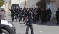 Tunusta terör operasyonu: 30 gözaltı