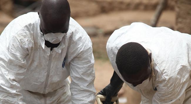 Nijeryadaki altın madenleri zehir saçıyor