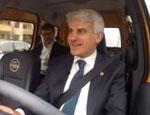 Milletvekili Hüseyin Şahin direksiyona geçti