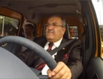 Salim Uslu taksi direksiyonuna geçti