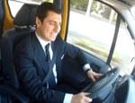 Bilal Macit taksi direksiyonuna geçti