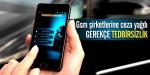 GSM şirketlerine 17 milyon lira gizlilik cezası