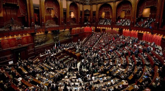 İtalyada hükümet krizi çıktı
