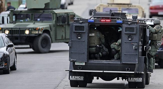 ABDde silahlı saldırı