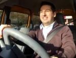 Aykan Erdemir taksi direksiyonuna geçti