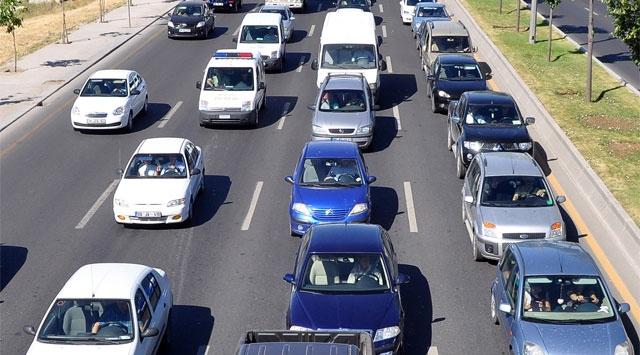 1 Mayıs trafiği için tedbirler alındı