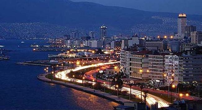 İzmir için dev proje