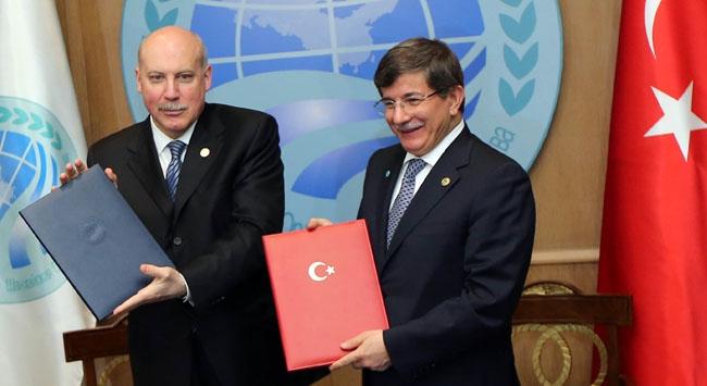 Türkiye Şanghay Örgütü ile imzayı attı