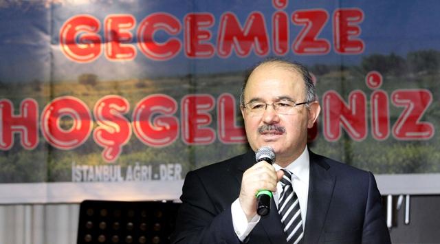 Ağrılılar İstanbulda buluştu
