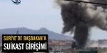 Suriyede Başbakana suikast girişimi