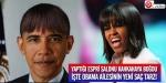 Obamadan kakül şakası