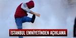 İstanbul emniyetinden 1 Mayıs açıklaması