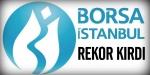 Borsa İstanbulda tarihi zirve