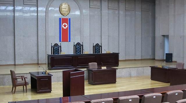 Kuzey Koreden çalışma kampı cezası