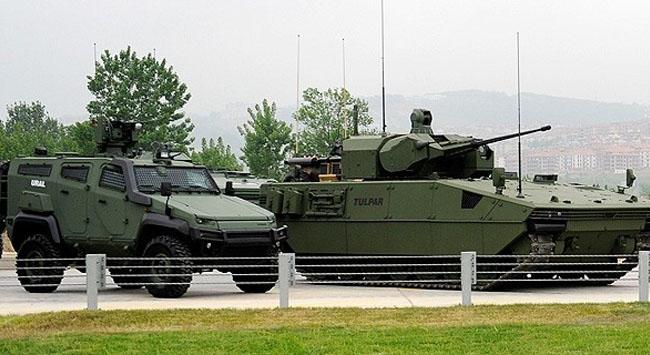 Zırhlı birlikleri TULPAR koruyacak