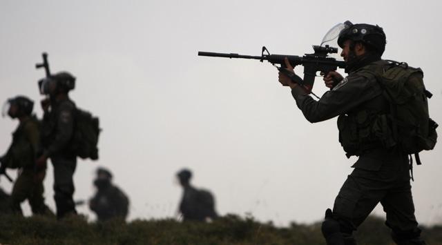 Filistinlilere yine İsrail kurşunu