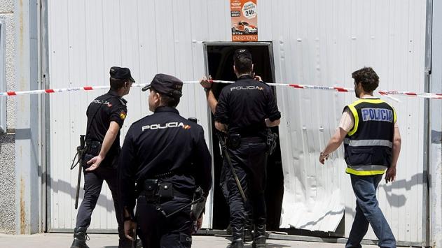 240 polis ile dev operasyon...