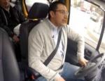 Mustafa Akış taksi direksiyonuna geçti