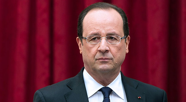 Hollandeın popülaritesi dip yaptı!