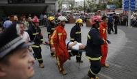 Şanghay'da Tren Kazası : 245 Yaralı