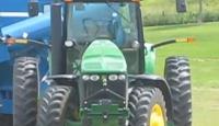 Sürücüsüz Robot Traktör Yapıldı